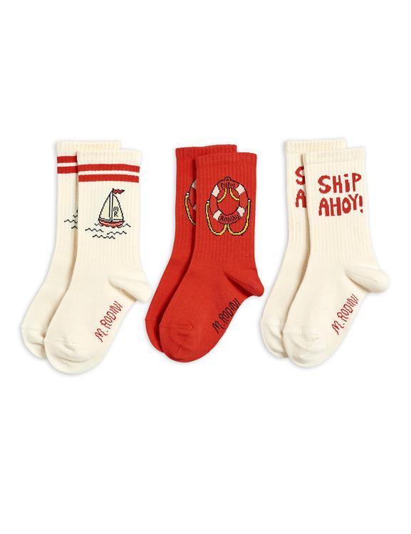 Float 3-pack Socks