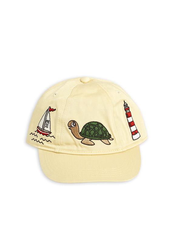 Turtle Soft Cap, Beige