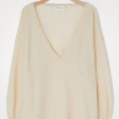 American Vintage - Kybird Sweater, Biscuit