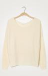 American Vintage - Damsville Sweater, Pannacotta Chine