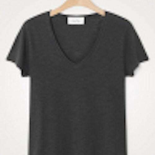 American Vintage - Jacksonville SS T-Shirt, Carbone