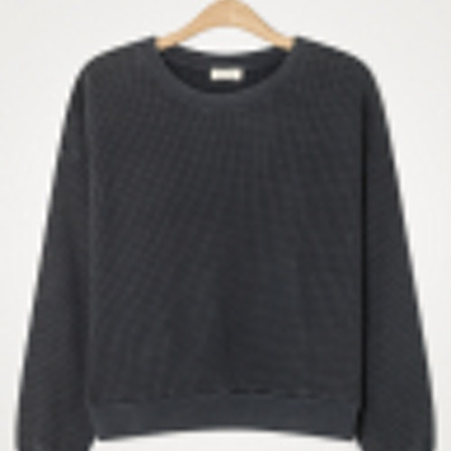 American Vintage - Bowilove Sweatshirt, Zinc