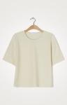 American Vintage - Bobypark T-Shirt, Ecru
