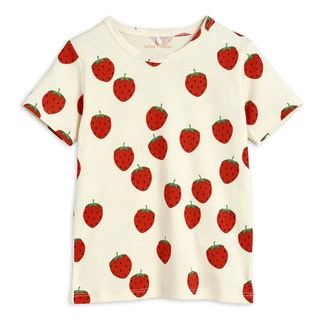 Mini Rodini - Strawberry SS Tee