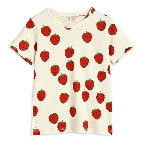 Mini Rodini - Strawberry SS Tee