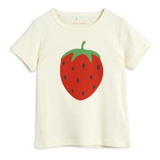 Mini Rodini - Strawberry SP T-Shirt
