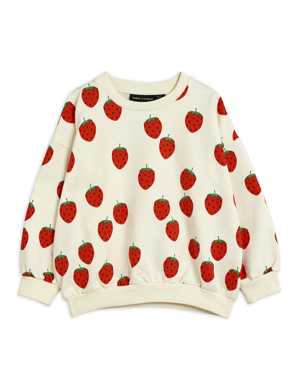 Mini Rodini - Strawberry Sweatshirt