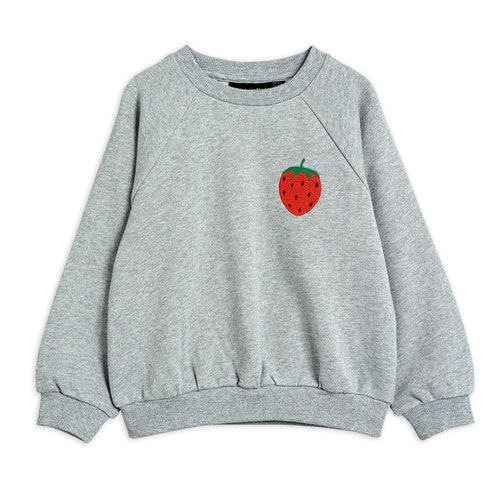 Mini Rodini - Strawberry Brodyr Sweatshirt