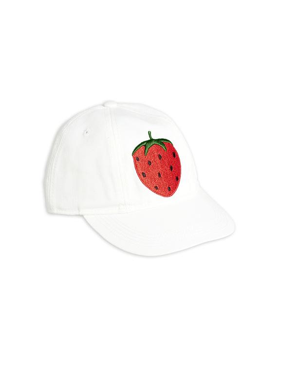 Mini Rodini - Strawberry Cap