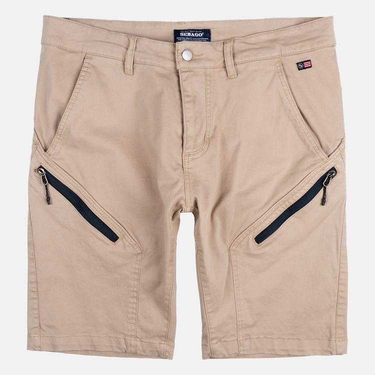 Sebago - Cabin Shorts, Khaki