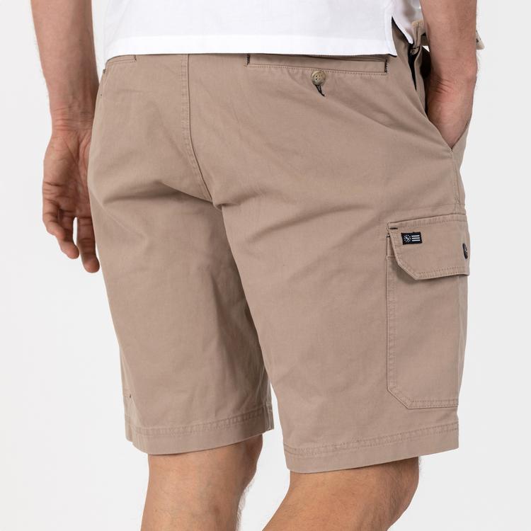 Sebago - Cargo Crew Shorts, Khaki