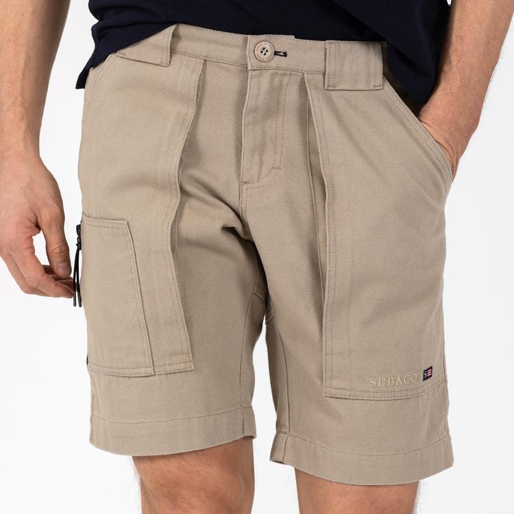 Sebago - Deck Shorts, Khaki