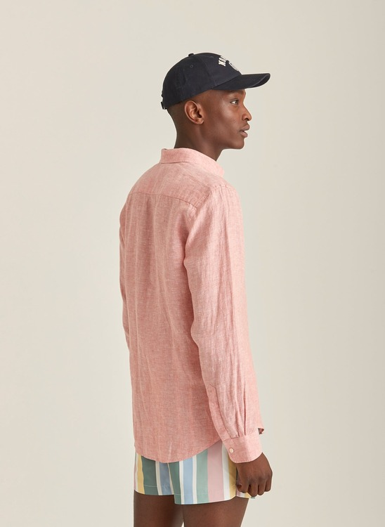 Morris - Douglas Shirt, Orange