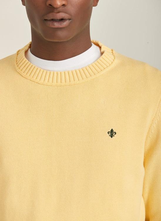 Morris - Corby O-neck, Yellow