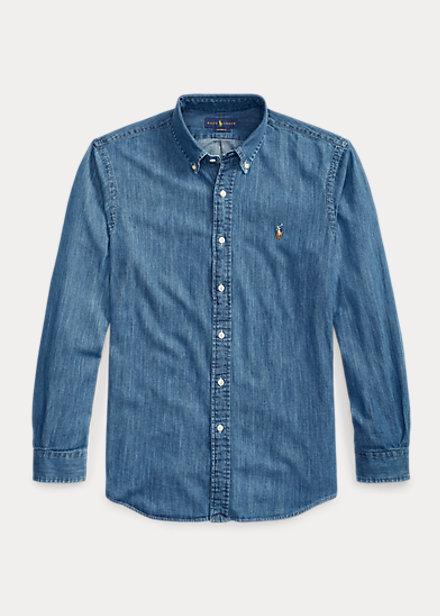 Polo Ralph Lauren - Custom Fit Denim Shirt