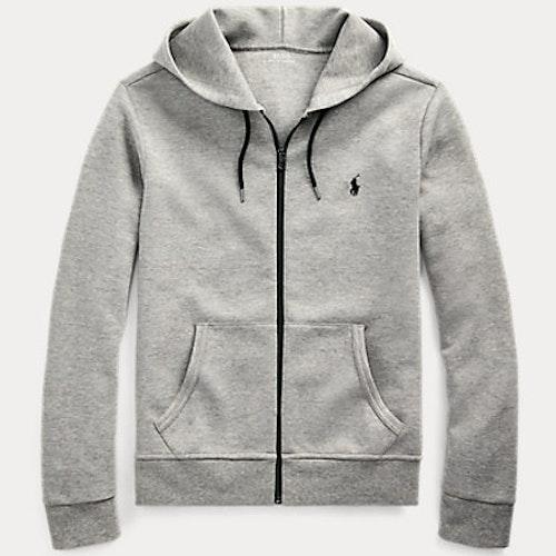 Polo Ralph Lauren - Double-knitted Full-Zip Hoodie