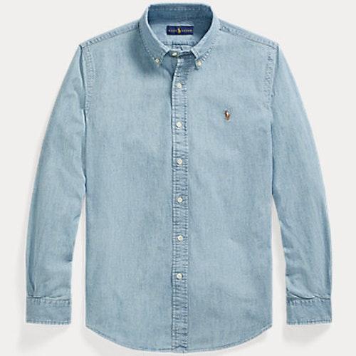 Polo Ralph Lauren - Custom Fit Chambray Shirt