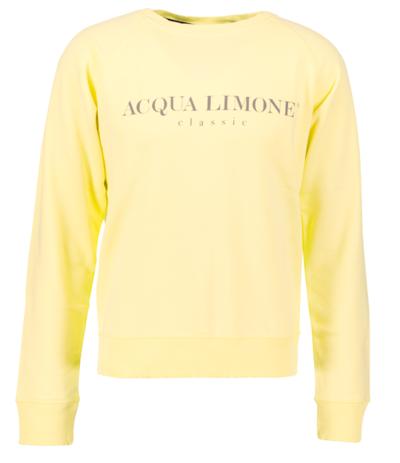 Acqua Limone - College Classic, Warm Yellow