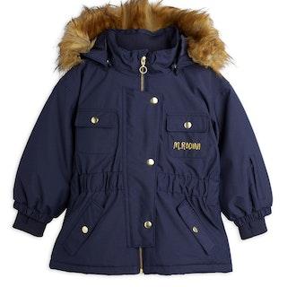 Mini Rodini - Soft Ski Jacket, Navy