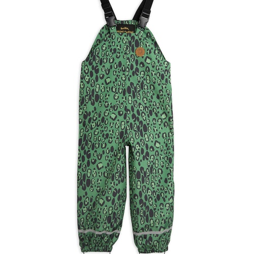 Mini Rodini - Edelweiss High Trousers, Green