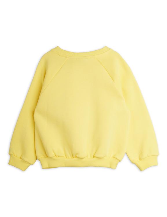Mini Rodini - Walrus SP Sweatshirt, Yellow