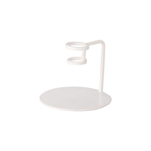 ernst ljusstake vit H 8 cm