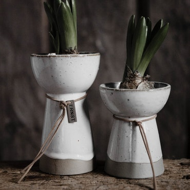 ernst hyacintvas H 11cm stengods