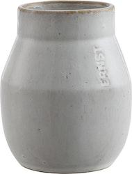 ernst vas i stengods H 10cm natur