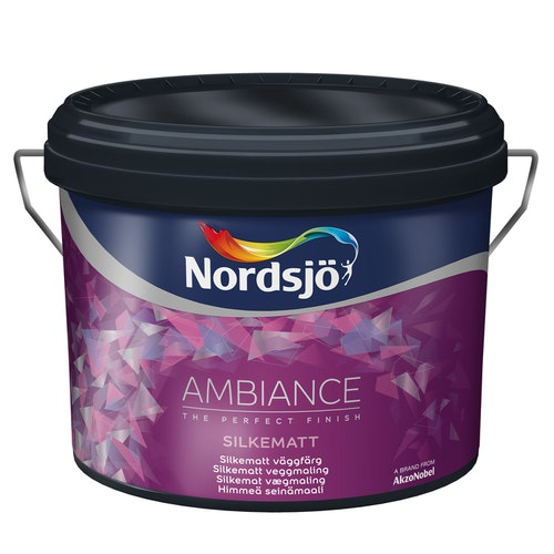 Nordsjö Ambiance Silkematt väggfärg