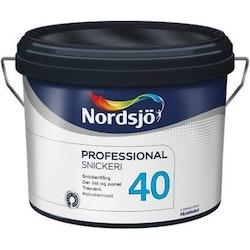 Nordsjö professional snickerifärg 40