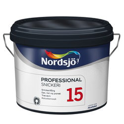 Nordsjö professional snickerifärg 15 glans