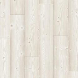 Pergo laminatgolv brushed white pine plank