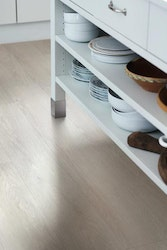 Pergo vinylgolv grey washed oak plank