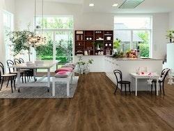 Pergo vinylgolv modern coffee oak plank