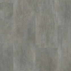 Pergo vinylgolv dark grey concrete tile