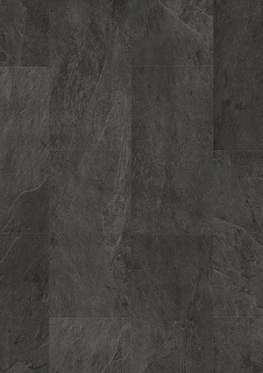 Pergo vinylgolv black scivaro slate tile