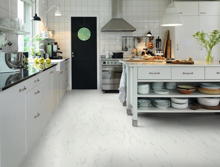 Pergo vinylgolv italien marble tile