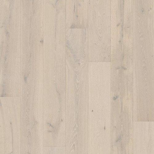 Pergo trägolv icewhite oak plank matt lackad