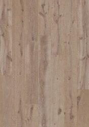 Pergo trägolv chalked oyster oak plank extra matt lack.