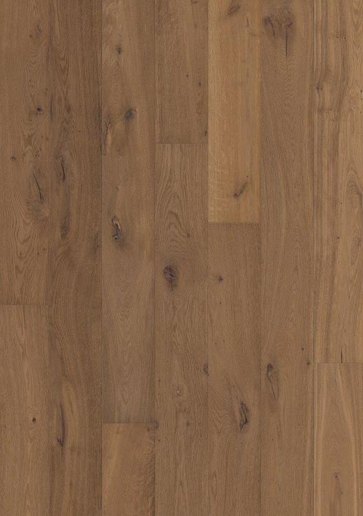 Pergo trägolv camel brown oak plank matt lackad