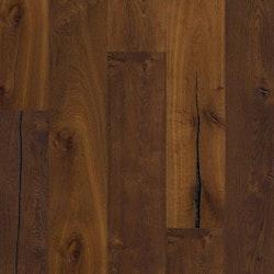 Pergo trägolv smoked mansion oak plank oljebehandlad