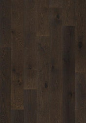 Pergo trägolv dark coffee oak plank matt lackad
