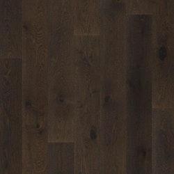 Pergo trägolv dark coffee oak plank matt lackad