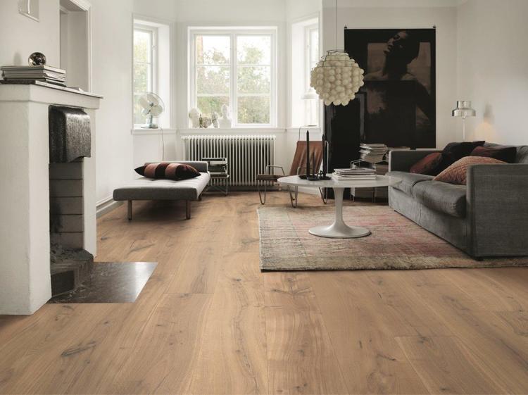 Pergo trägolv residence oak plank matt lackad