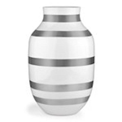 Kähler omaggio vas 30 cm silver