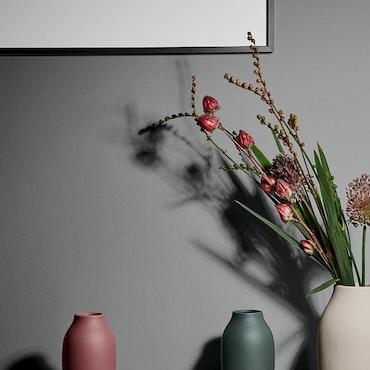 Blomus colora vas H 20 cm D 14 cm peat