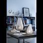 Holmegaard lanterna klarglas H 25 cm