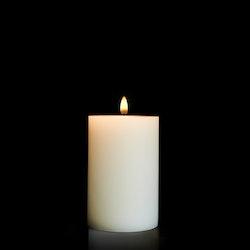 Piffany Uyuni pelarljus H18cm D7,8cm led