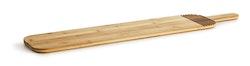 Sagaform serveringsbricka i bambu L75cm B15cm