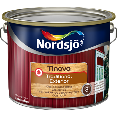 Nordsjö Tinova Traditional Exteriör